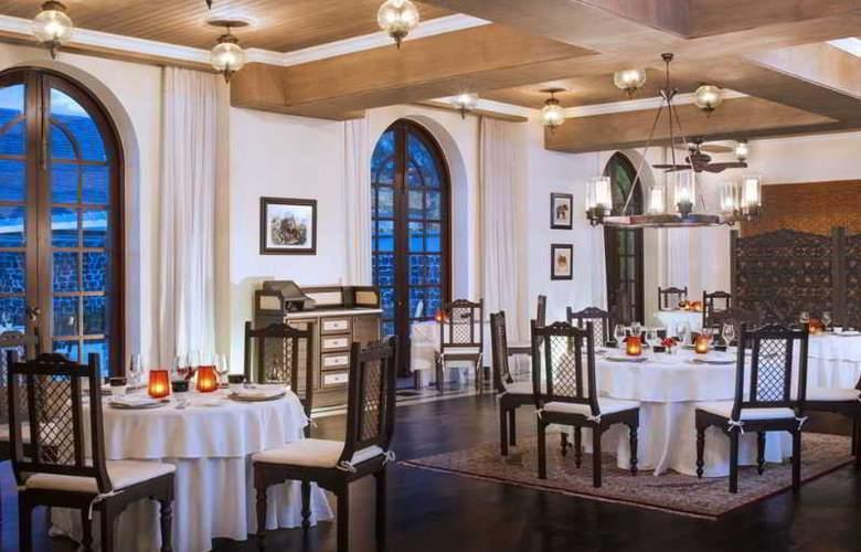 The St. Regis Mauritius Resort - Restaurant - 2