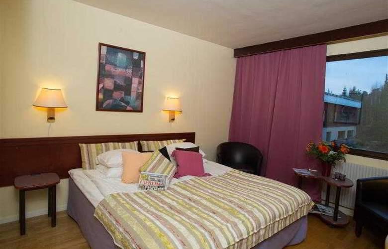 BEST WESTERN Hotell SoderH - Hotel - 18