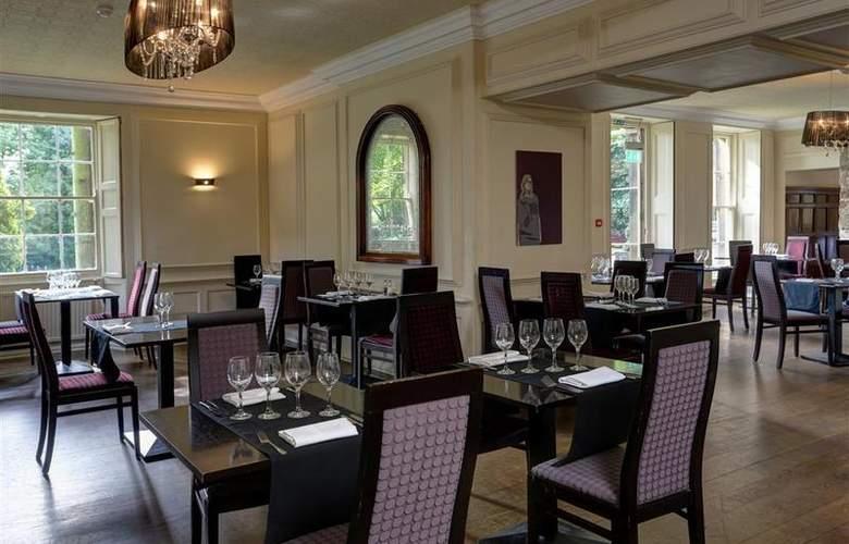 Best Western Mosborough Hall - Restaurant - 179