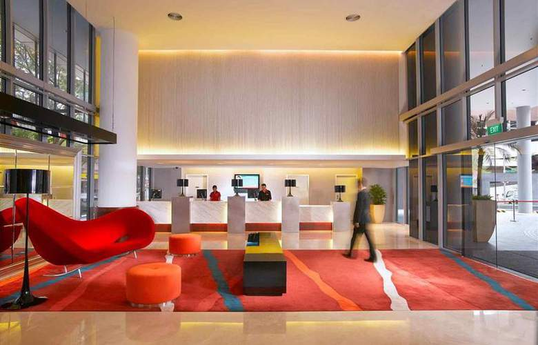Ibis Singapore on Bencoolen - Hotel - 14