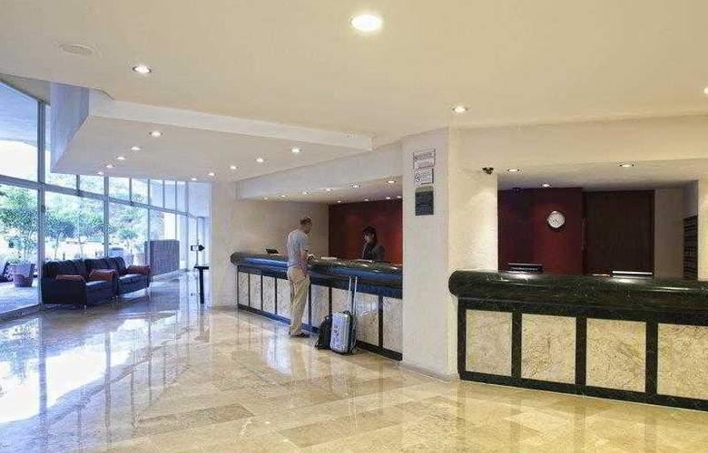 Best Western Plus Gran Morelia - Hotel - 12
