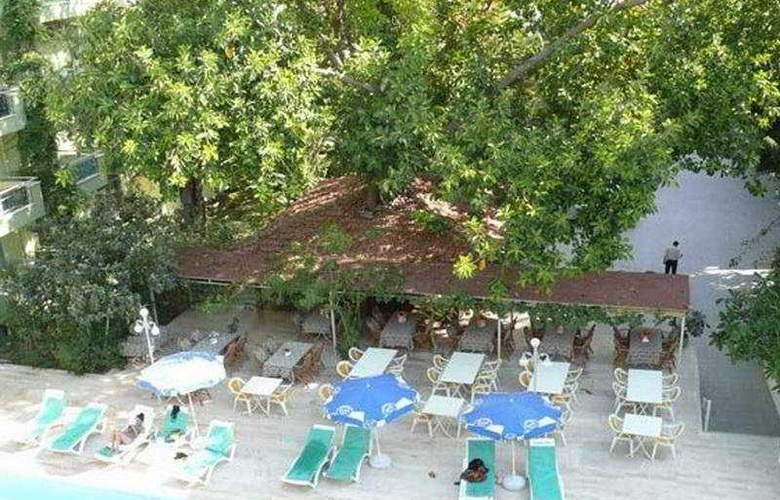Merhaba Hotel - Terrace - 6