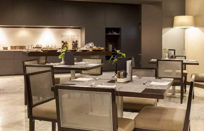 AC Ciudad de Sevilla - Restaurant - 20