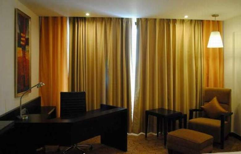 Park Plaza Chandigarh (James Hotels Ltd) - Room - 5