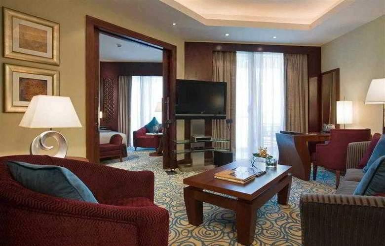 Sofitel Dubai Jumeirah Beach - Room - 2