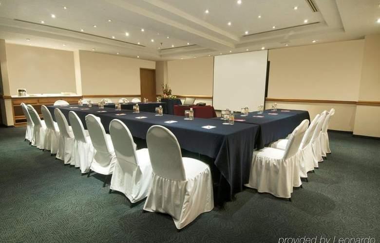 Fiesta Inn Tlalnepantla - Conference - 5