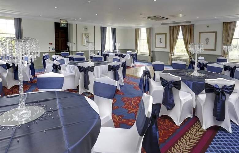 Best Western Stoke-On-Trent Moat House - Hotel - 55