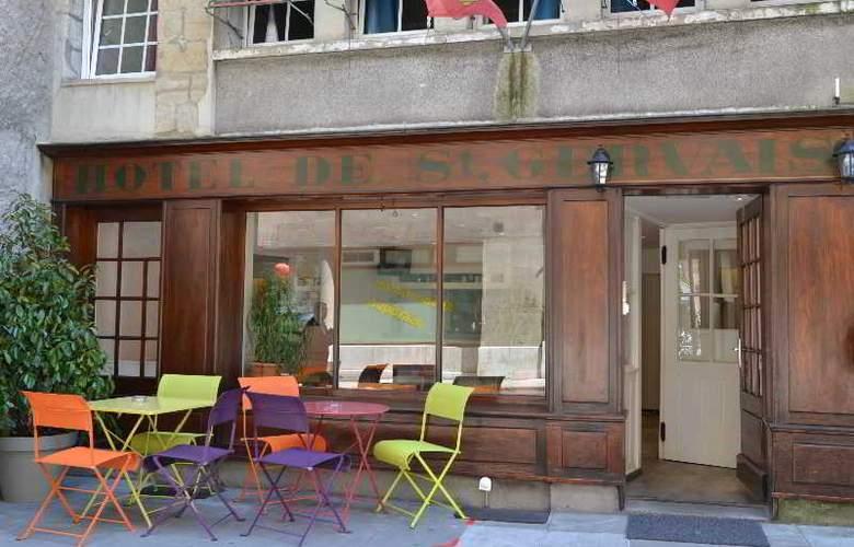 Saint-Gervais - Terrace - 26