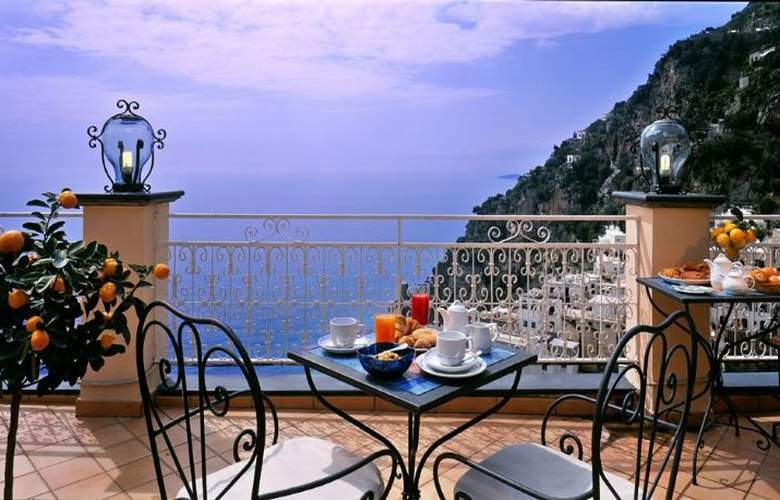 Positano Art Hotel Pasitea - Terrace - 5