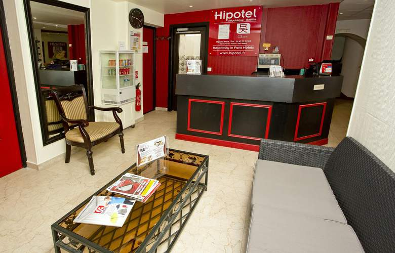 Hipotel Paris Voltaire Bastille - General - 0
