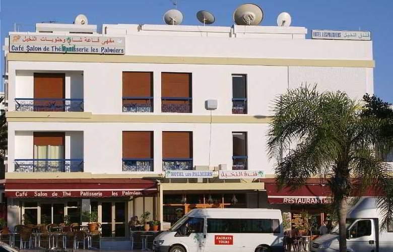 Les Palmiers - Hotel - 0