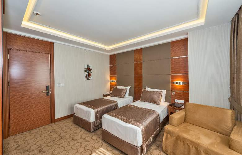 Glorious Hotel Istanbul - Room - 3