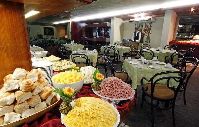 Recife Monte Hotel - Restaurant - 29