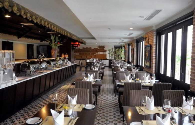 Gerbera Hotel Hue - Restaurant - 9