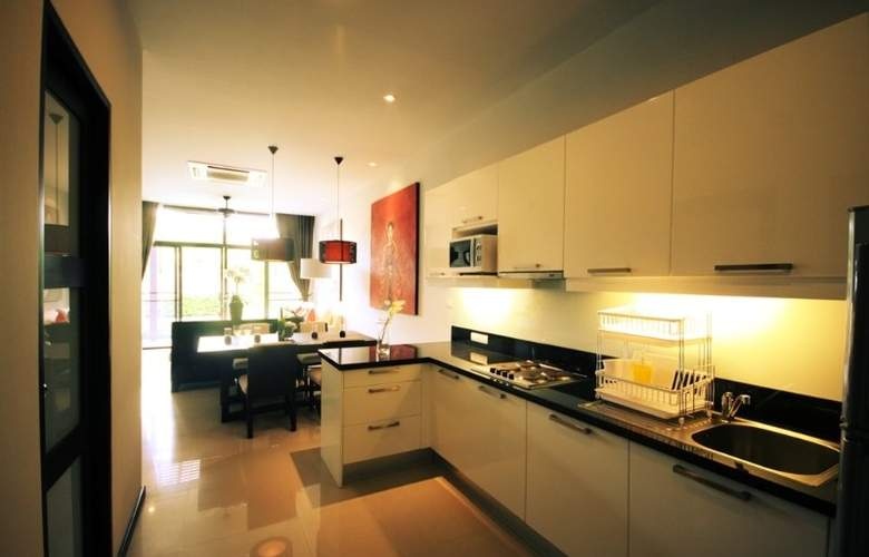 Two Villas Holiday Onyx Style, Naiharn Beach - Room - 4