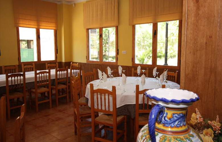 Montaña De Cazorla - Restaurant - 17