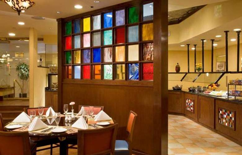 Marriott Albany - Restaurant - 13