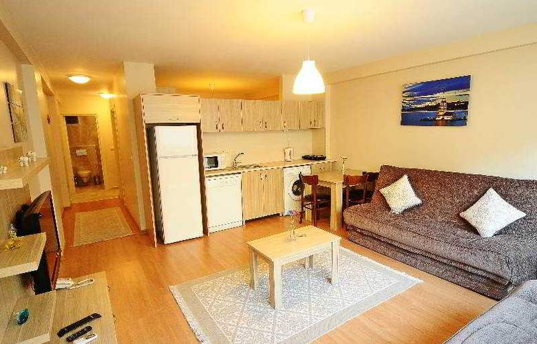 Atrium Suites - Room - 8