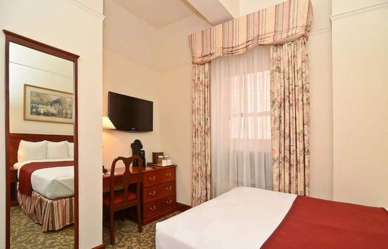 Best  Western Plus Pioneer Square - Room - 4