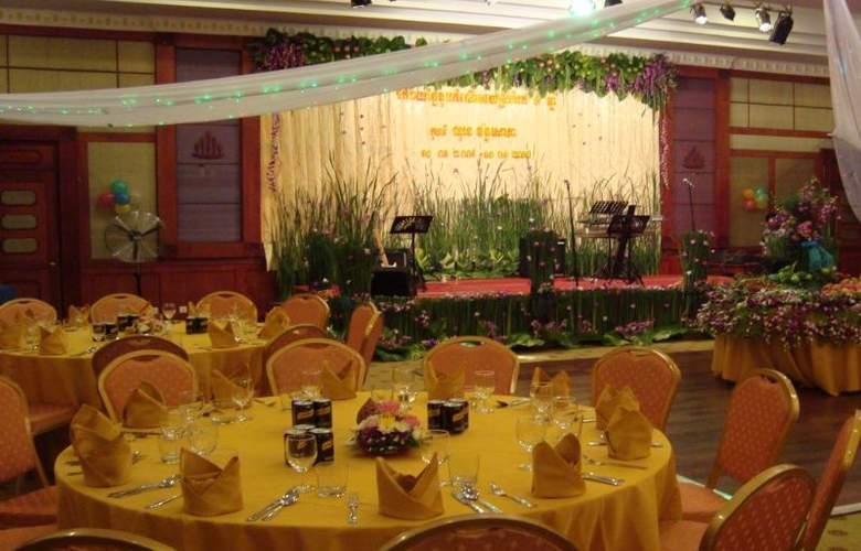 Imperial Garden Villa & Hotel Phnom Penh - Conference - 29