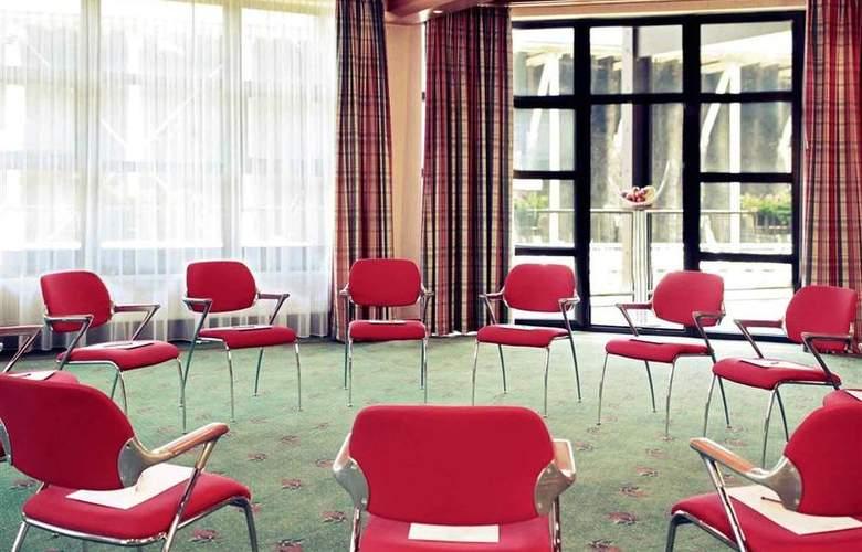 Mercure Hotel Bad Duerkheim An Den Salinen - Conference - 61