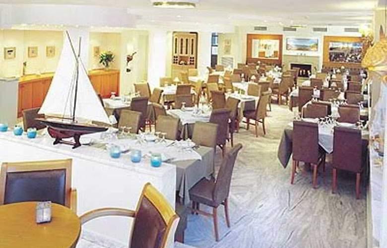 Golden Star Hotel - Restaurant - 7