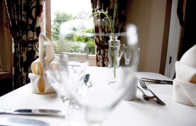 Best Western Bestwood Lodge - Restaurant - 125