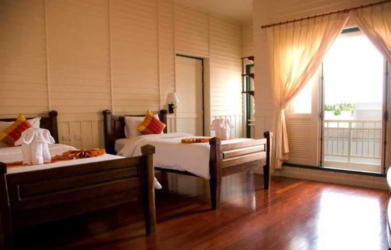 Buddy Oriental Riverside Nonthaburi - Room - 4