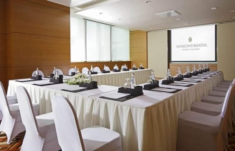 Intercontinental Asiana Saigon - Conference - 13