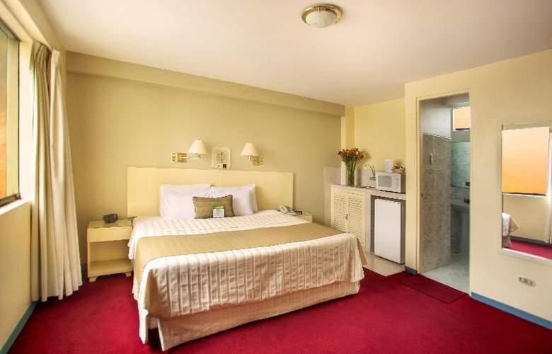 Embajadores Hotel - Room - 11