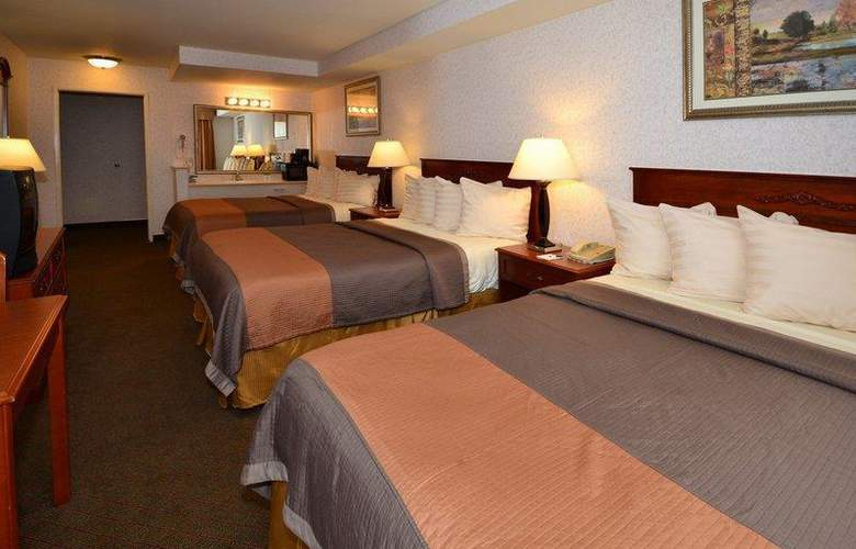 Best Western Airpark Hotel - Room - 45