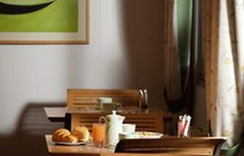 Residence Richemont - Restaurant - 5