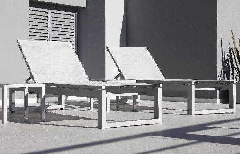 Monserrat Apart Hotel - Terrace - 28