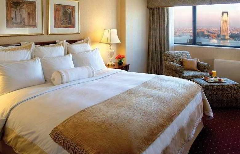 New York Marriott Downtown - Room - 2