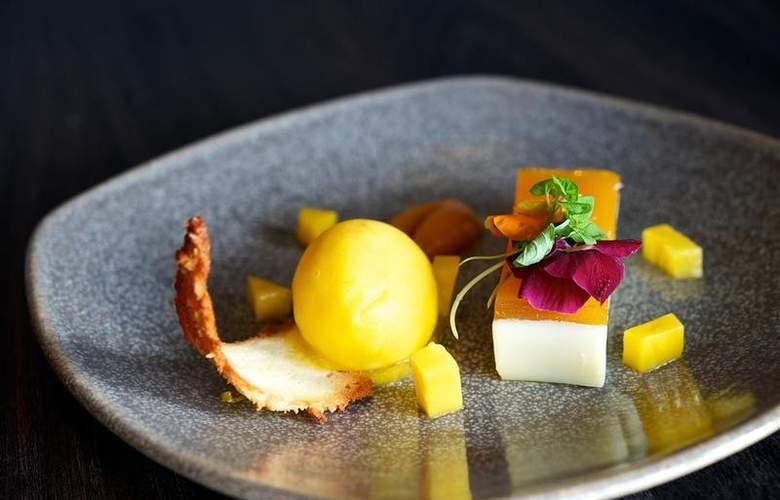 Best Western Glendower - Restaurant - 152
