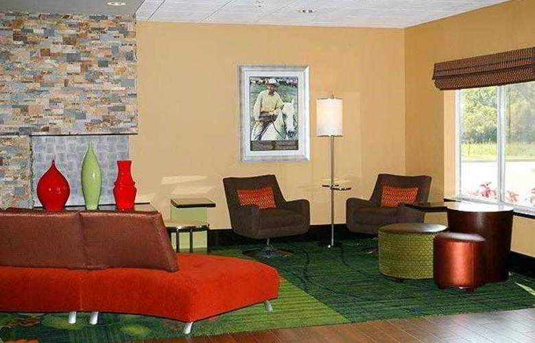Fairfield Inn & Suites Tupelo - Hotel - 10