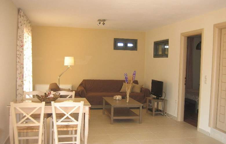 Korallis Villas - Room - 3