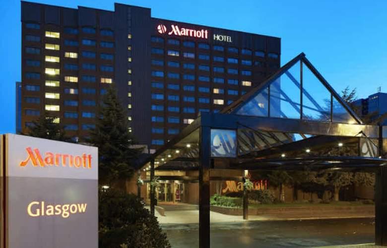 Glasgow Marriott - Hotel - 9