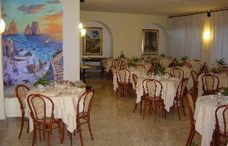 Bougainville - Restaurant - 2