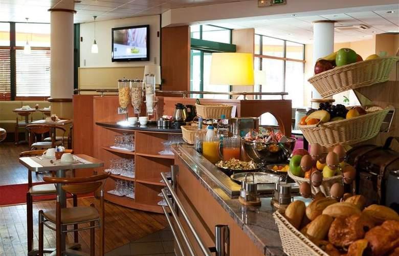 Best Western Bastia Centre - Restaurant - 28