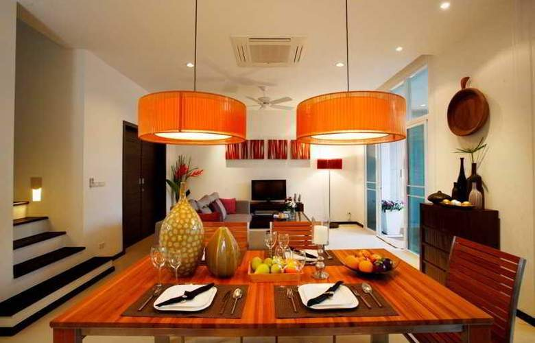 Two Villas Holiday Phuket Oxygen Style Bang Tao B - Room - 11