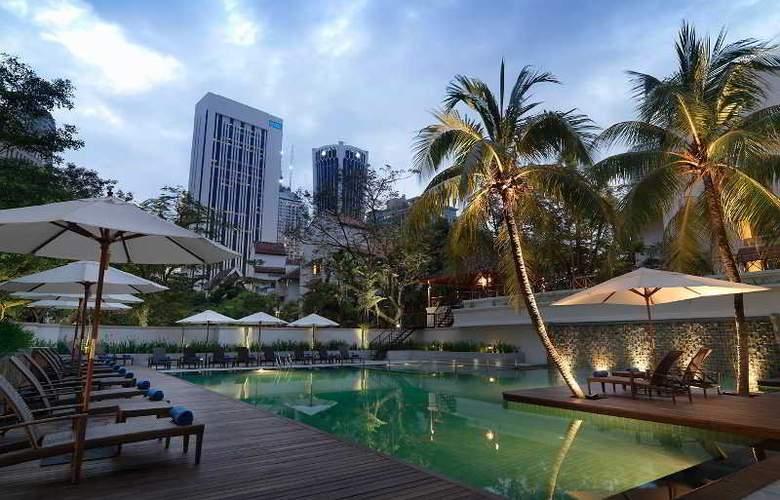 MiCasa All Suites Hotel Kuala Lumpur - Pool - 11