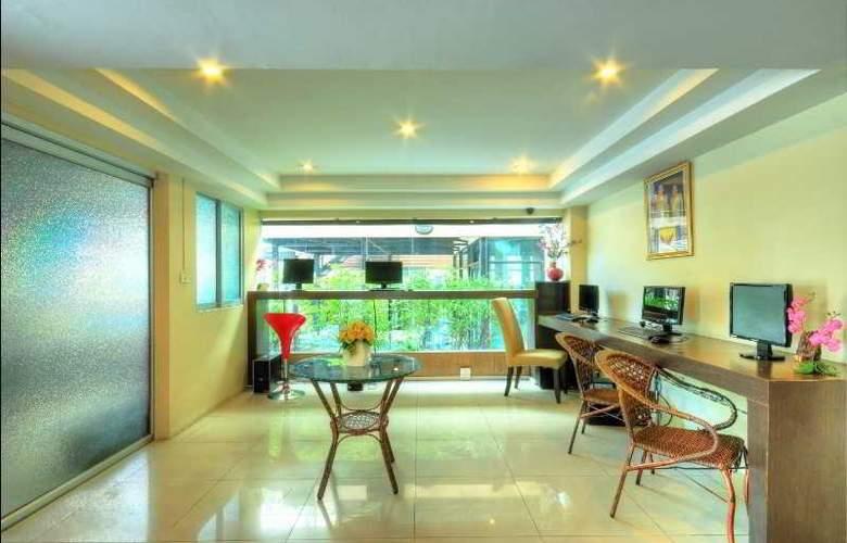 BS Residence Suvarnabhumi - Sport - 10