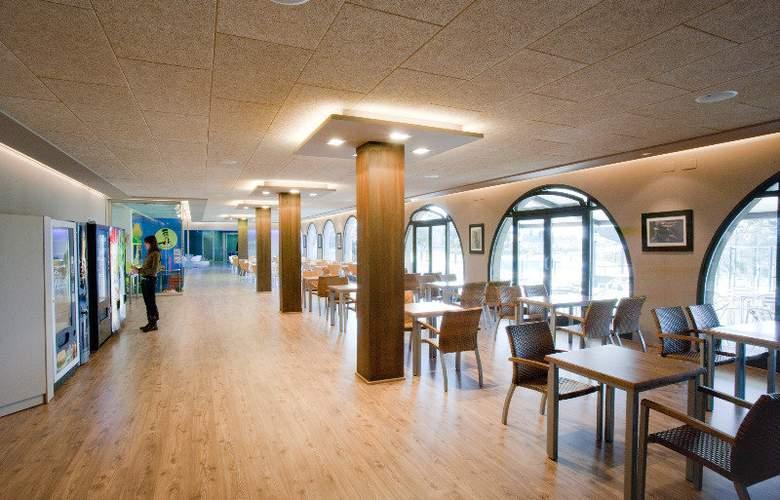 Berga Resort - The Mountain - Wellness center -SPA - Restaurant - 7