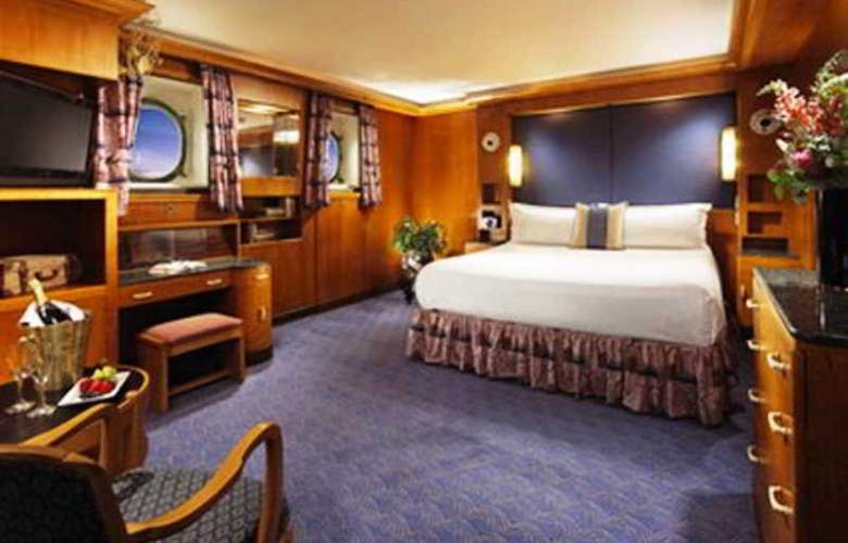 Queen Mary Hotel - Room - 3