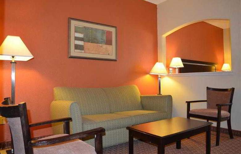 Best Western Greenspoint Inn and Suites - Hotel - 57