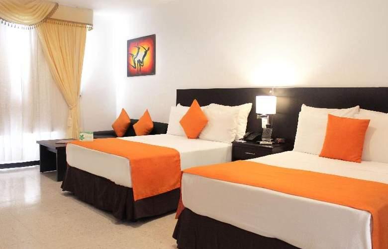 Cartagena Plaza - Room - 14