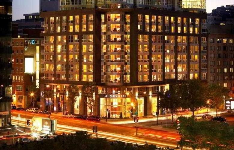 Le Crystal Hotel - Hotel - 0