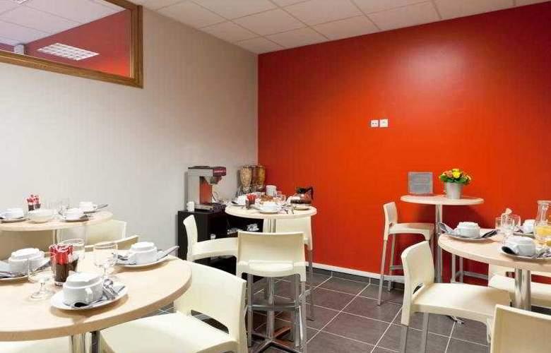Residhotel Saint Etienne Centre - Restaurant - 6