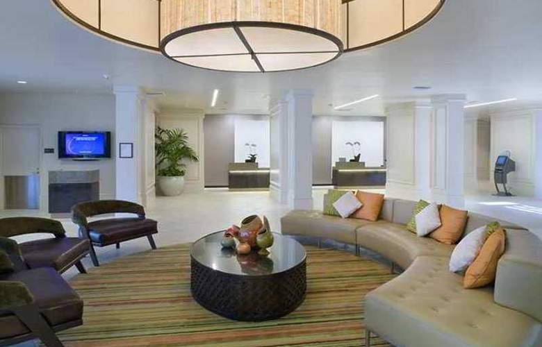 Hilton Irvine/Orange County Airport - Hotel - 0